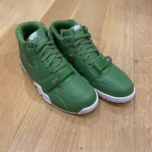 NEW Nike Air Trainer 1 Mid Fragment chlorophyl 9.5